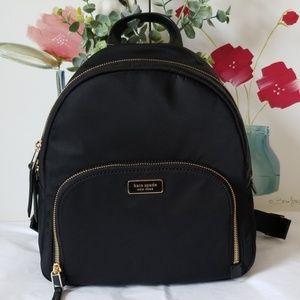 ♠️ New Kate Spade NY Dawn Black Backpack ♠️
